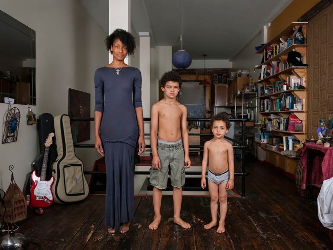 MixedRace01 650x487 Mixed Blood: Stunning Portraits of Mixed Race Families
