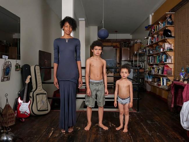 MixedRace01 650x487 Mixed Blood: Stunning Portraits of Mixed Race Families