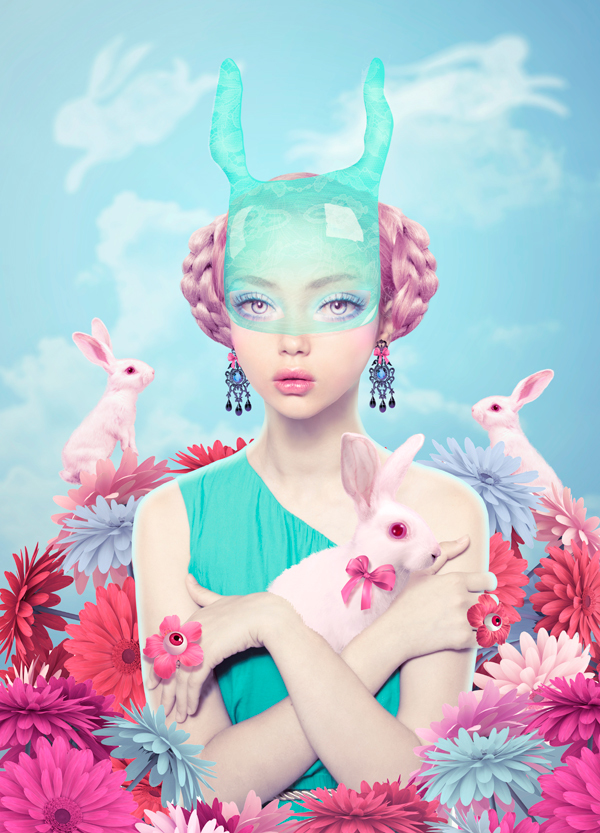 Natalie Shau 4 Lost in Wonderland by Natalie Shau
