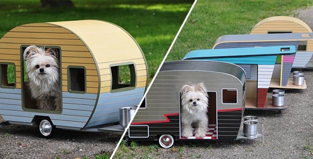Pet trailers feeldesain 00 Pet Trailers by Judson Beaumont