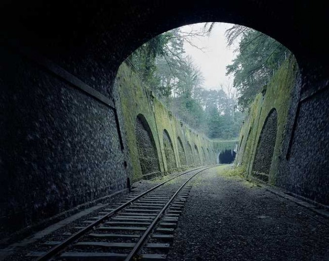 Pierre Folk 650x517 Abandoned Railways by Pierre Folk