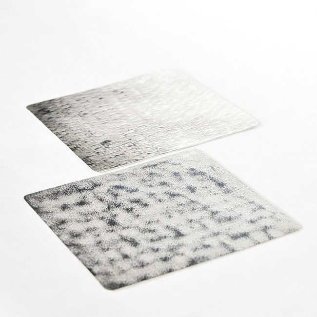 Silver Plate 650x650 Suzugami すずがみ Plate