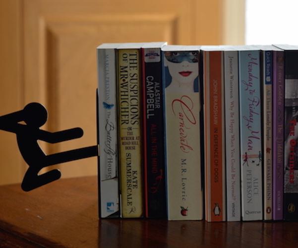 Stickmen Bookends 05 Daily Gadget Inspiration #179