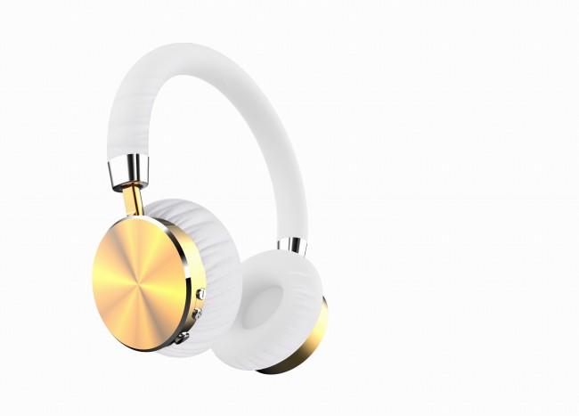 VT H68B gold+white 650x467 Vrb: Headphones that Inspire Your Every Move