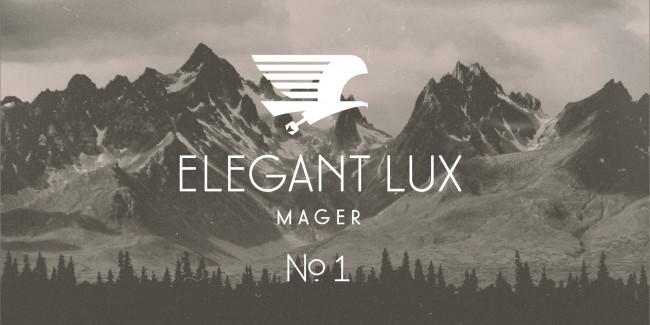 elegant lux freefont 1 650x325 Elegant Lux Mager – free font download
