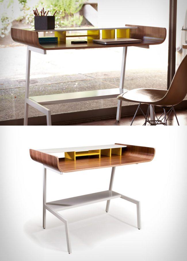 half pipe desk large 650x909 Half Pipe Desk