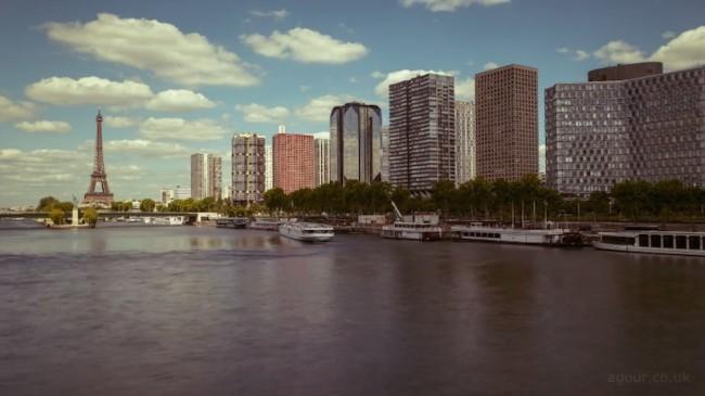 j adore paris timelapse 01 650x365 J'adore Paris – Hyper Fast Timelapse Portrait of Paris