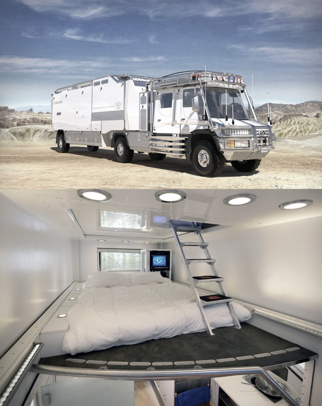 kiravan large 650x820 Kiravan Expedition Vehicle