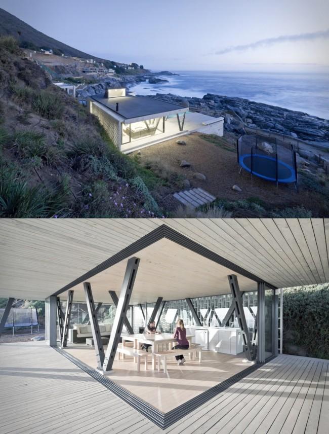 land arquitectos casa rambla large 650x856 Casa Rambla, by LAND Architects