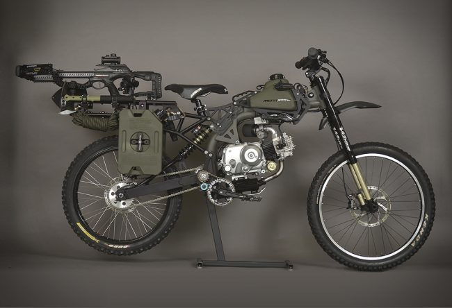 motoped survival bike large 650x444 Motoped Survival Bike