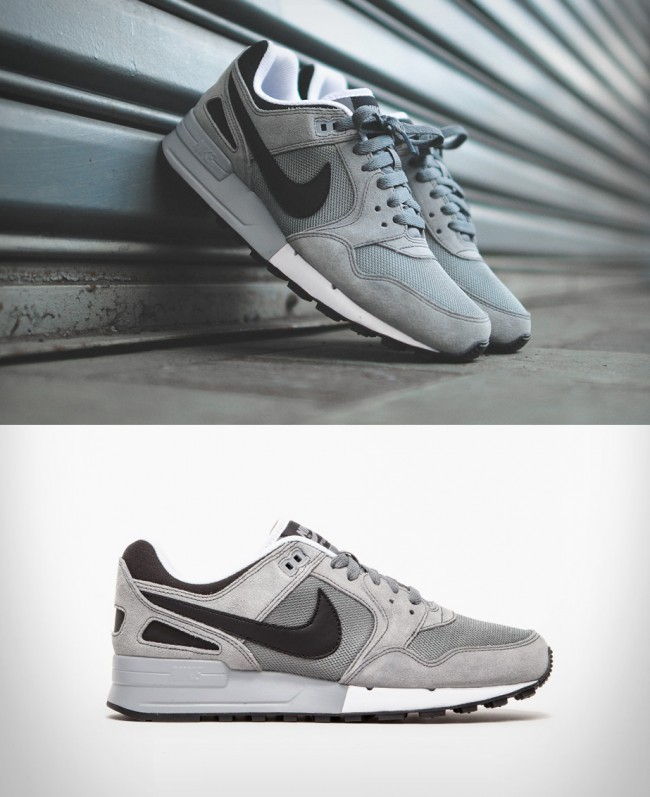 nike air pegasus 89 cool grey black large 650x797 Nike Air Pegasus 89 ND