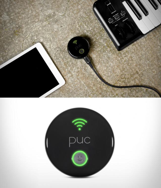 puc wifi midi interface large 650x761 PUC   Wireless MIDI Interface