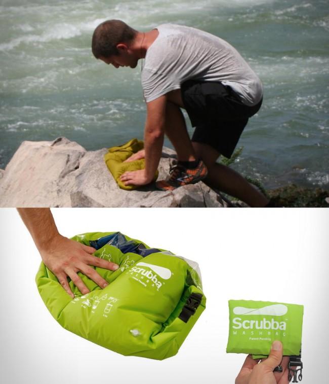 scrubba wash bag large 650x757 Scrubba Wash Bag