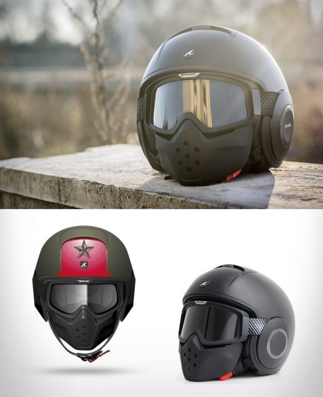 shark raw helmet large 650x799 Shark Raw Helmet