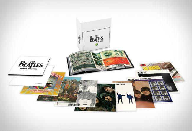 the beatles in mono vinyl box set large 650x444 The Beatles in Mono Vinyl Box Set (Limited Edition)
