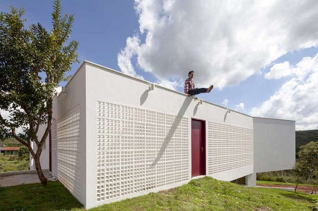001 dp house atelier paralelo 650x433 D&P House by Atelier Paralelo