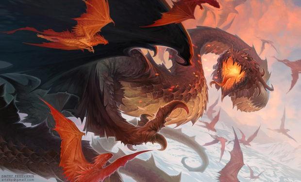 001 fantasy illustrations dmitry prosvirnin Fantasy Illustrations by Dmitry Prosvirnin
