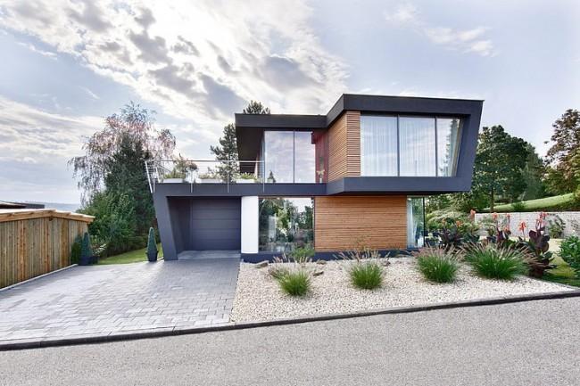 001 haus m3 architekten 650x433 Haus W by M3 Architekten