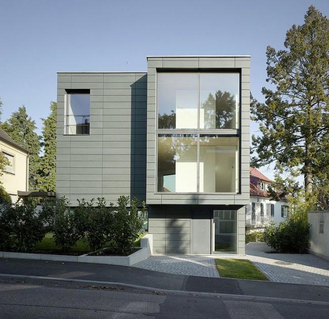 001 k2 house bottega ehrhardt architekten 650x630 K2 House by Bottega + Ehrhardt Architekten