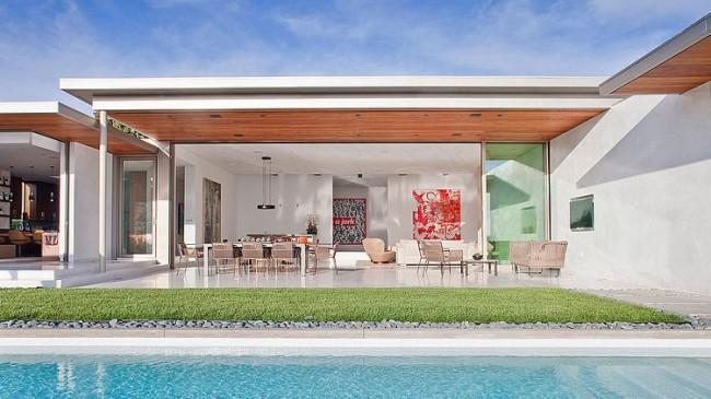 001 trousdale residence studio william hefner 650x365 Trousdale Residence by Studio William Hefner