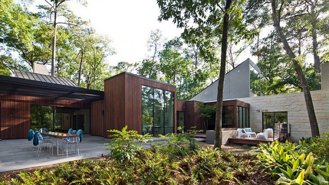 002 bayou residence content architecture 650x366 Bayou Residence by Content Architecture