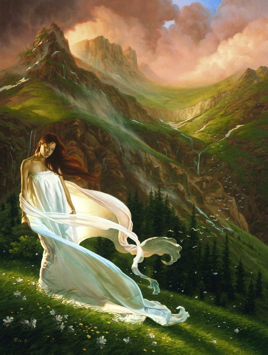 003 breathtaking paintings christophe vacher Breathtaking Paintings by Christophe Vacher