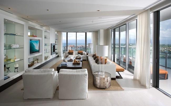 004 apogee apartment sharron lewis design central 650x404 Apogee Apartment by Sharron Lewis Design Central