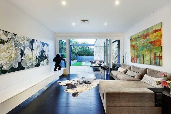 005 bondi home lsa architects 650x433 Bondi Home by LSA Architects