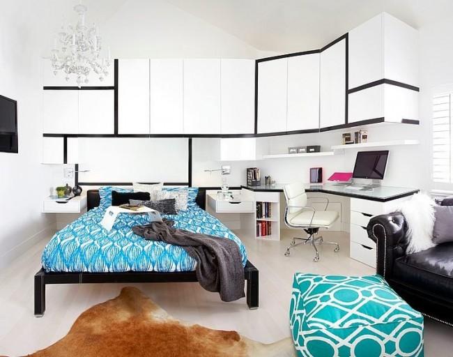 005 walker apartment dupuis design 650x512 Walker Apartment by Dupuis Design