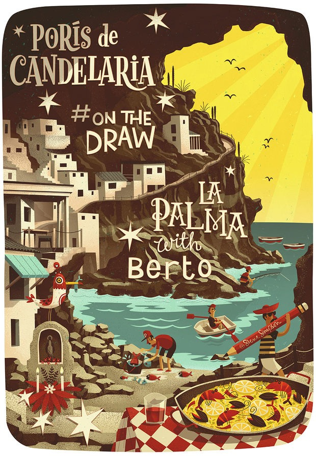 006 la palma steve simpson La Palma by Steve Simpson
