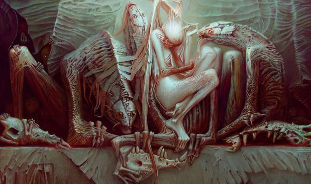 010 creepy art kumpan alexandr Creepy Art by Kumpan Alexandr