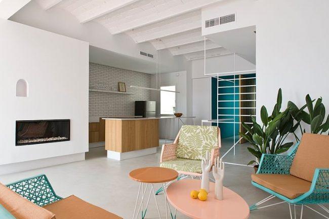 012 rocha apartment casa 650x432 Rocha Apartment by CaSA