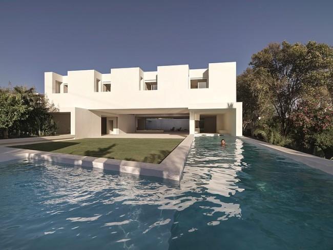 017 house garden gus wstemann architects 650x487 House over a Garden by Gus Wüstemann Architects