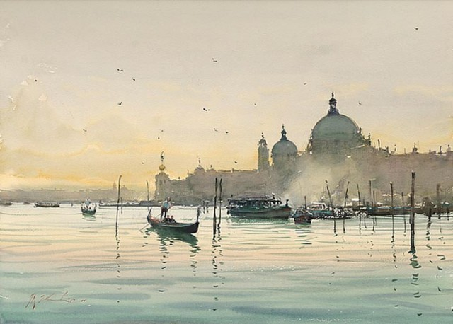 1336303173 3a 640x458 Watercolor Life by Joseph Zbukvic