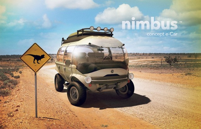 1402499036 1 640x411 Nimbus e Car Concept Van is Perfect for Hippies of the Future