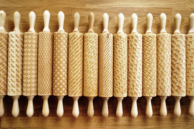 1403711357 1 640x427 Unusual Rolling Pins by Zuzia Kozerska