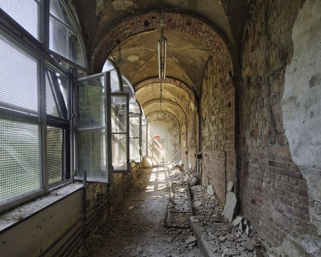 Abandoned Germany in Daniel Barters Photos