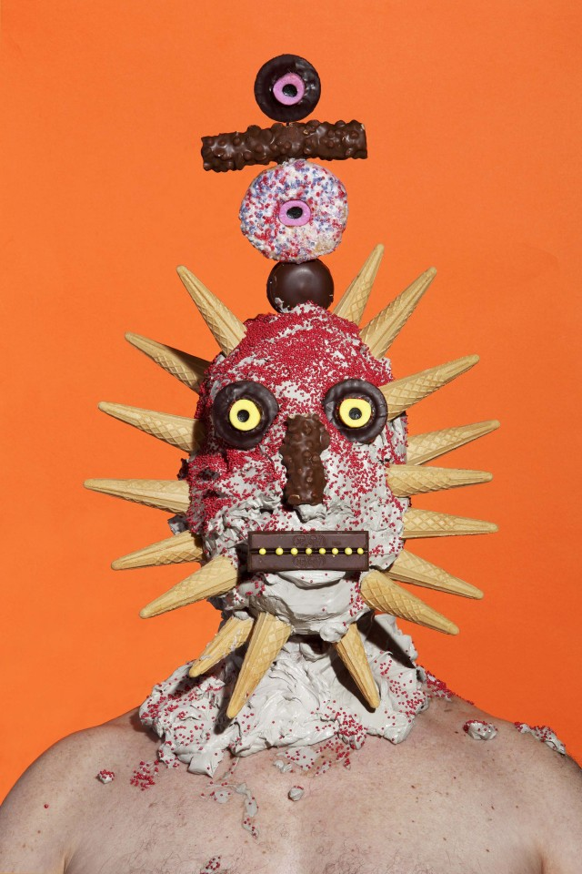 The Horrors of Junk Food by James Ostrer