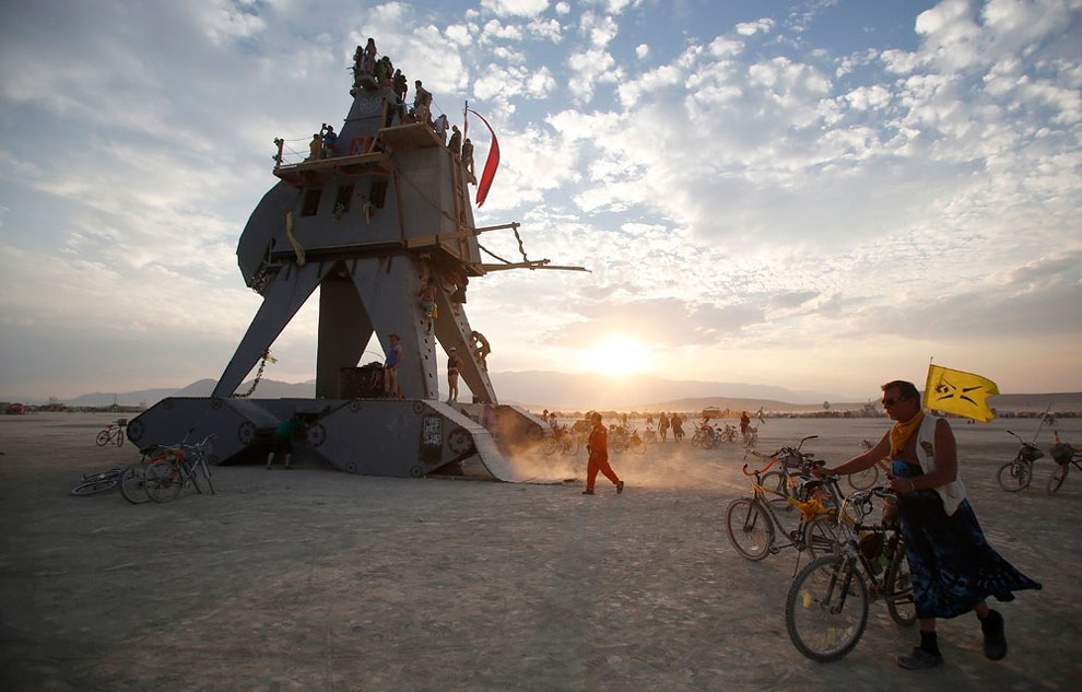 151 Burning Man 2014