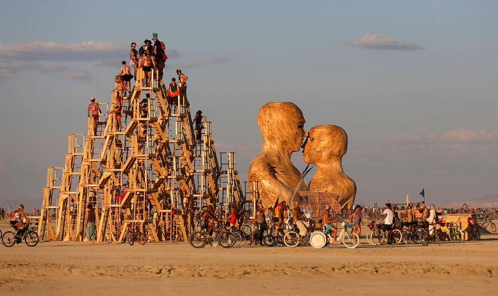 181 Burning Man 2014