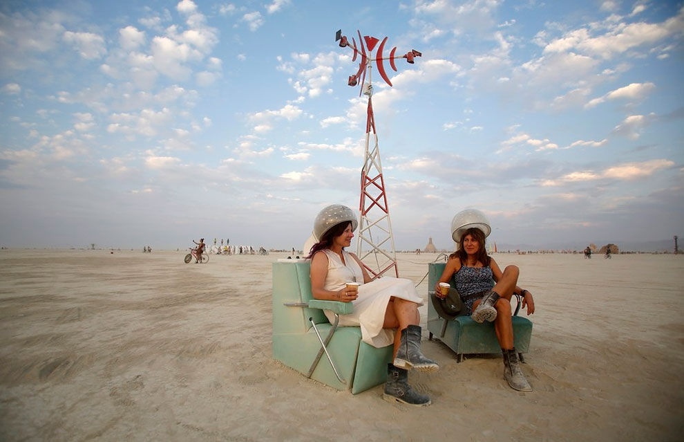 211 Burning Man 2014
