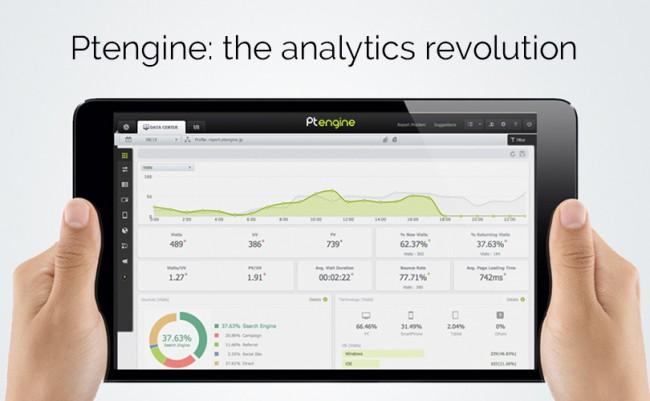 225 650x401 Ptengine is disrupting website analytics