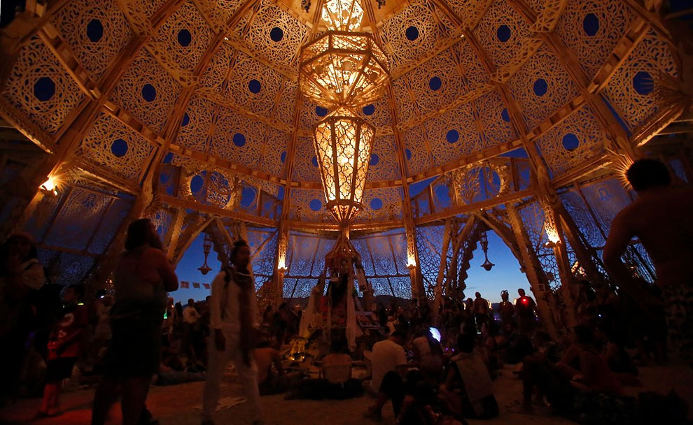 261 Burning Man 2014