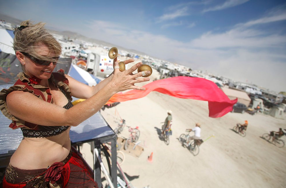 27 Burning Man 2014