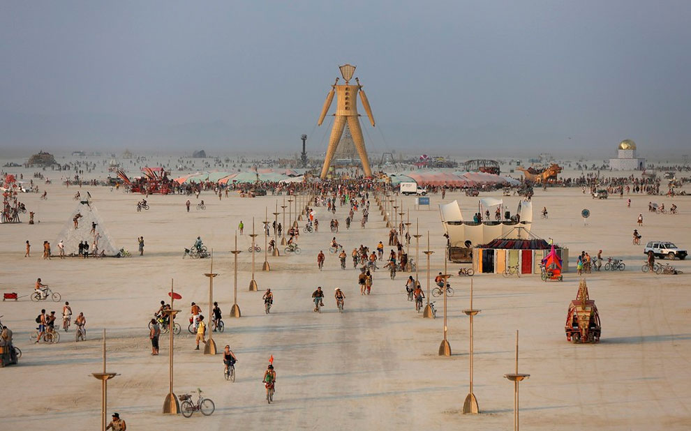 28 Burning Man 2014