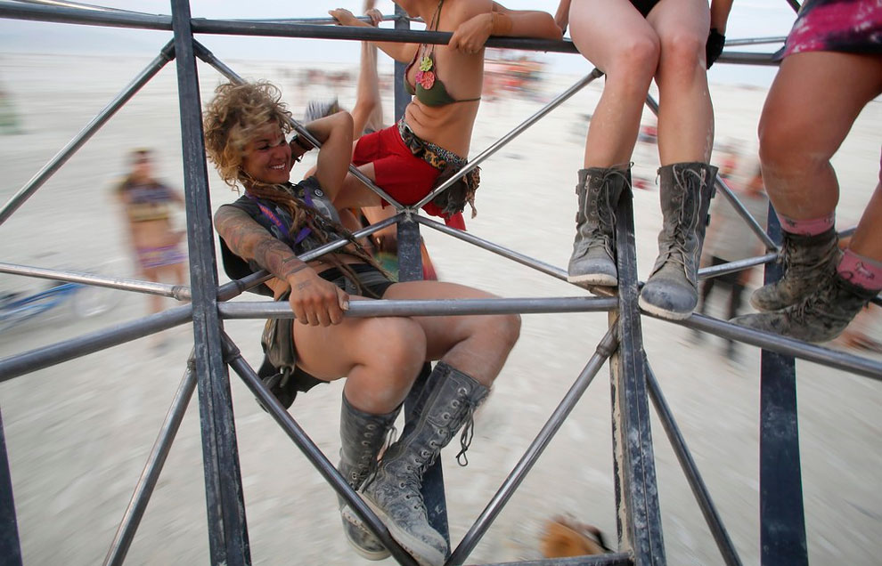 311 Burning Man 2014
