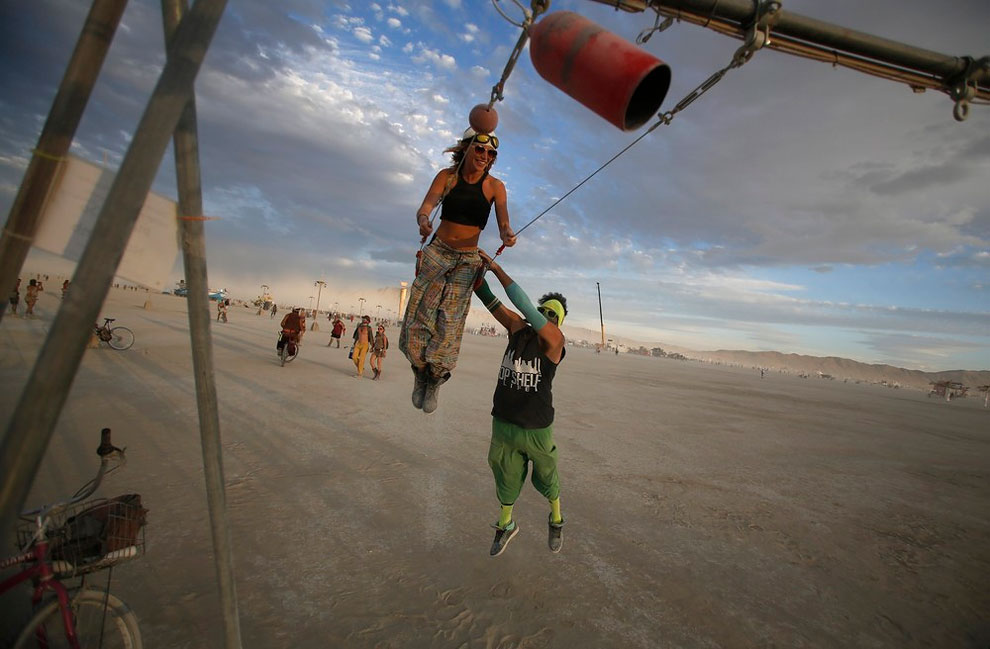 73 Burning Man 2014