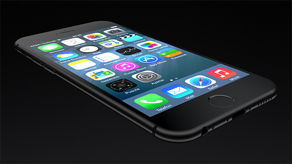 Apple iPhone 6 design concept 2 Apple iPhone 6 Beautiful Design Concept & Launch Date Confirmed