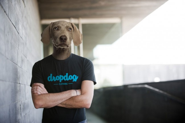 Dropdog tees black 650x432 Dropdog Clothing