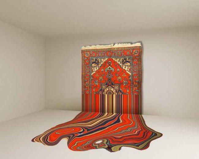Faig Ahmed 650x520 Amazing Carpets by Faig Ahmed
